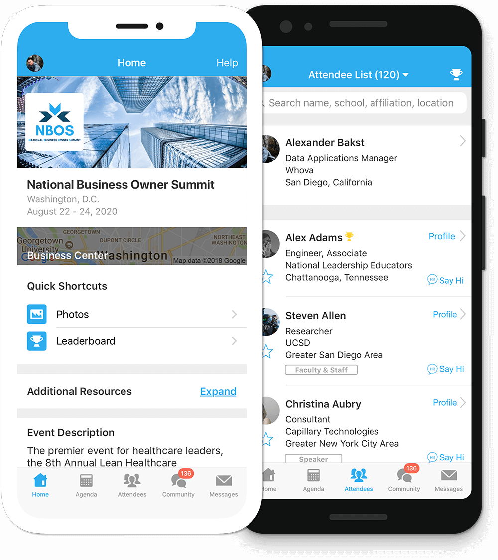 Whova Event App for NESHCO 2019 SPRING CONFERENCE
