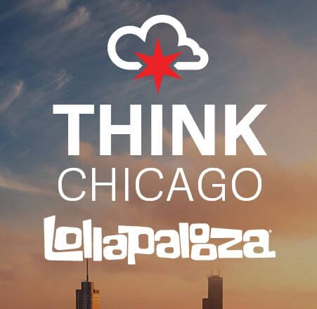 Think Chicago Lollapalooza 2014