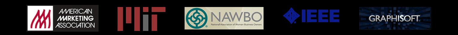 Whova Clients - AMA, MIT, NAWBO, IEEE, Graphisoft