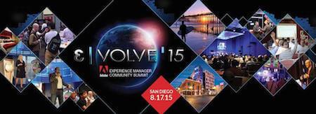 EVOLVE'15 AEM event