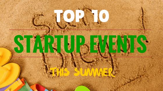 startup events san diego summer 2015