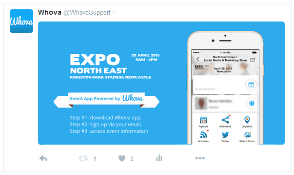 NorthEastExpo_Whova_App