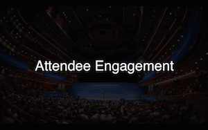 Whova Attendee Engagement