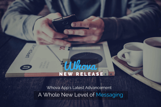 Whova App's Latest Advancement: A Whole New Level of Messaging