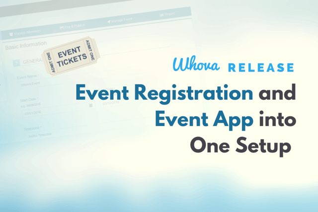 All-in-one Event Management