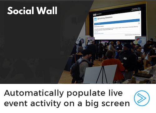 Live Event Slideshow