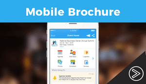 Mobile Brochure Event App