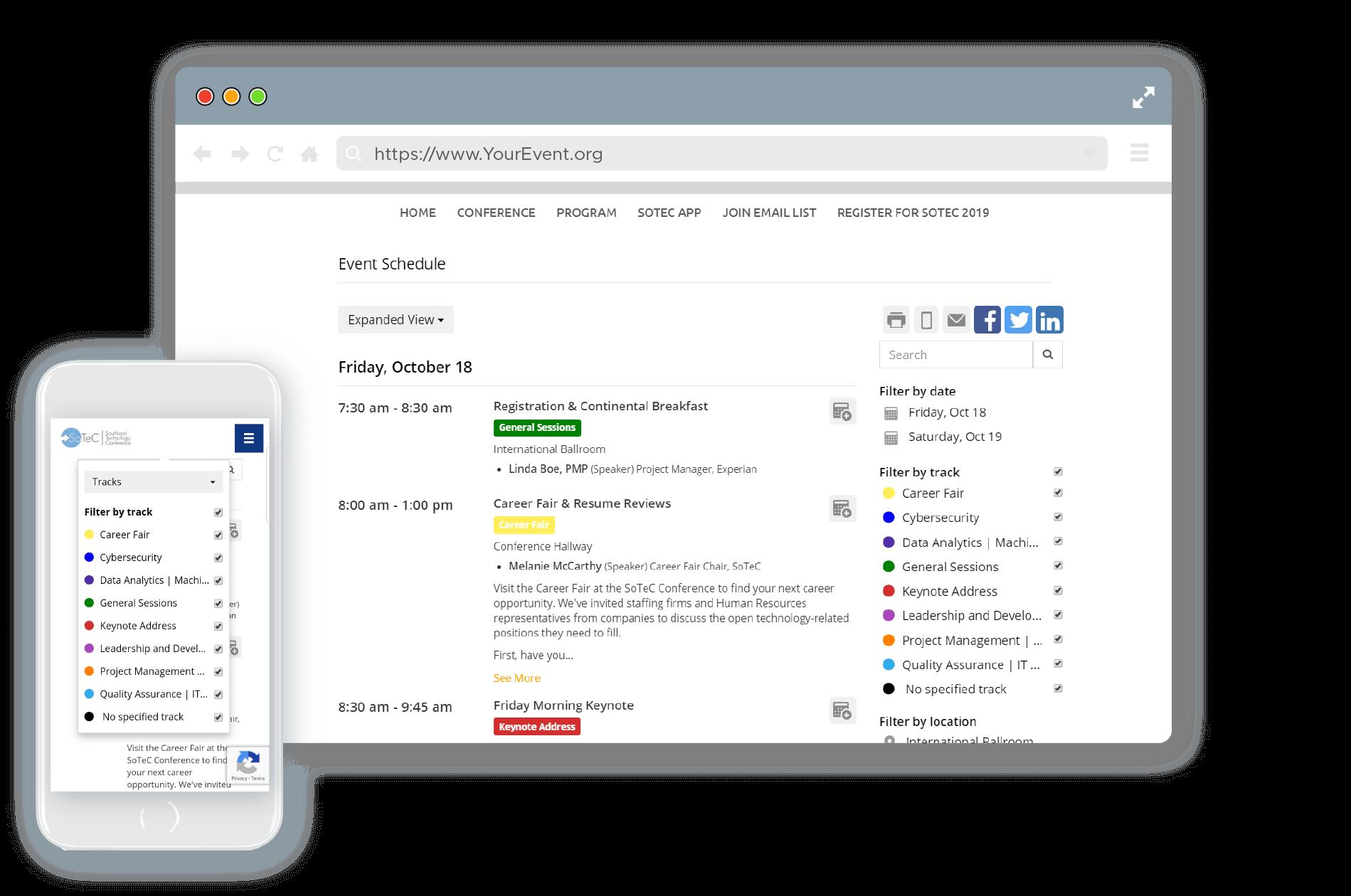 Event E-mail Marketing