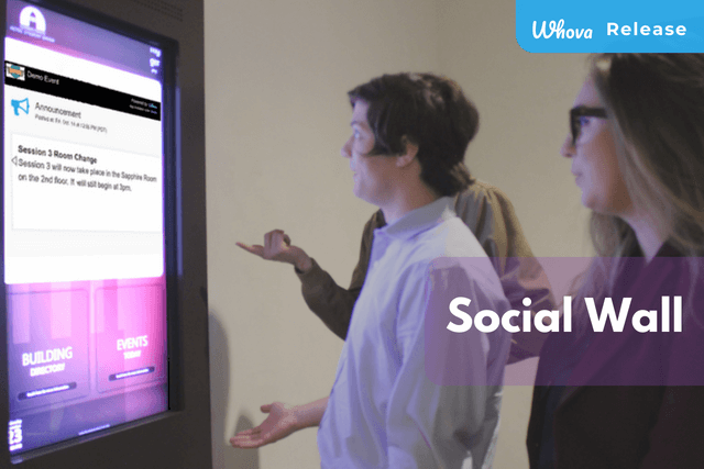 Whova's Social Wall Makes Your Events More Dynamic and Exciting