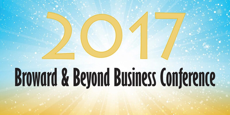 Broward and Beyond Business Conference 2017