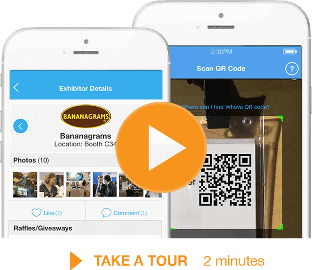 Whova Conference App - Trade Shows and Exhibitions