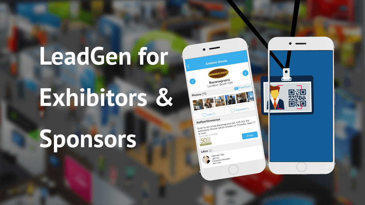 LeadGen for Exhibitors