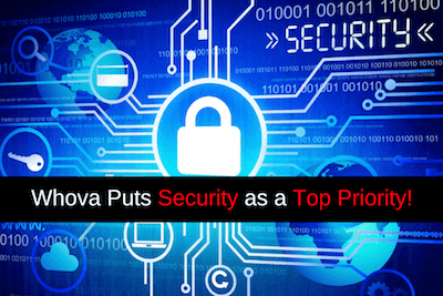 Whova Puts Security as a Top Priority!