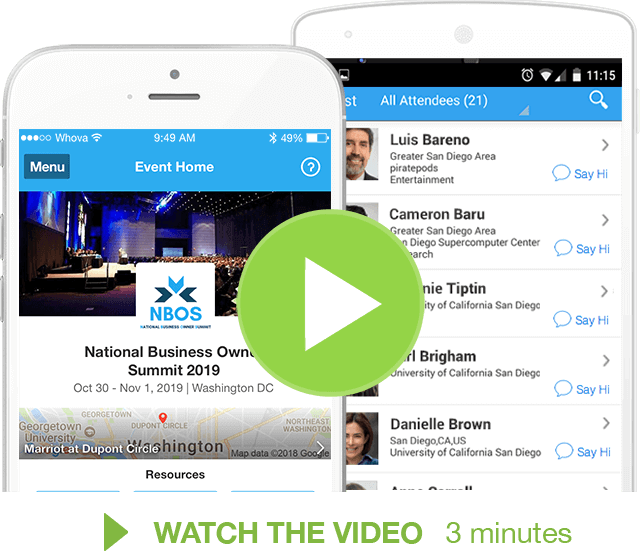 Whova Conference App - Conferences, Associations, Corporates