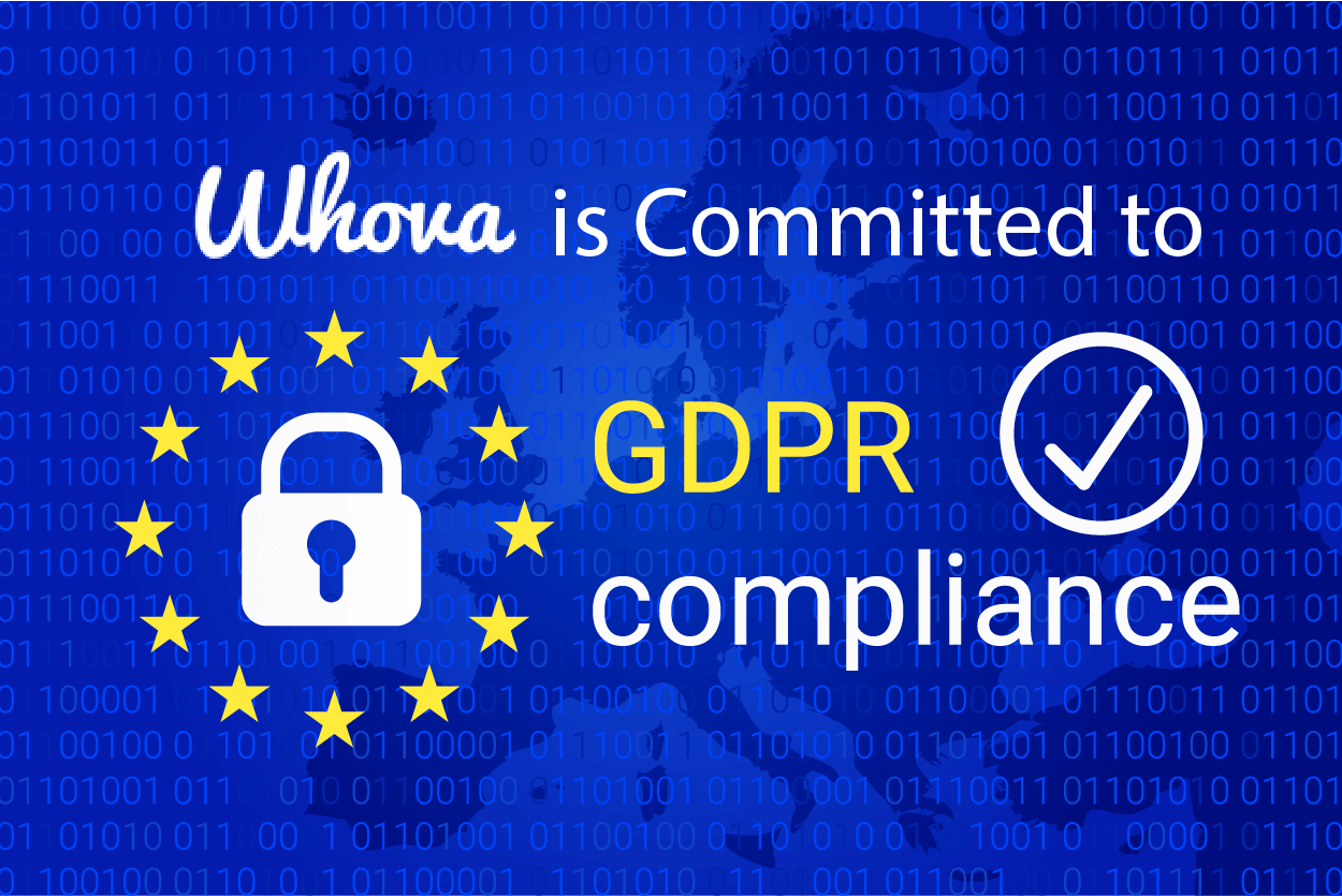 Whova is Committed to GDPR Compliance