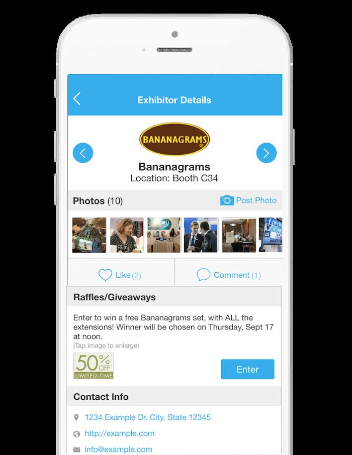 Trade Show App
