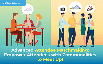 Advanced Attendee Matchmaking: Empower Attendees with Commonalities to Meet Up!