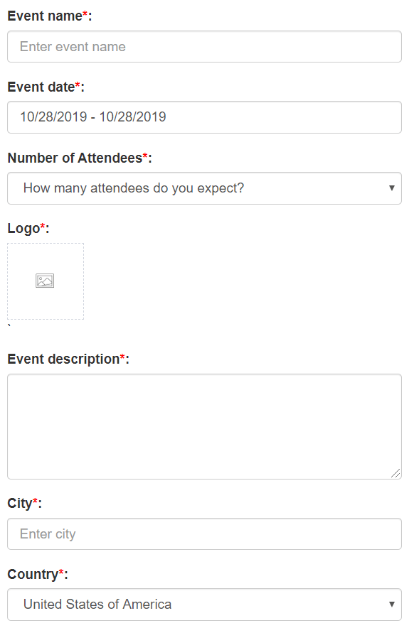 Whova gets you set up with Google's event listings
