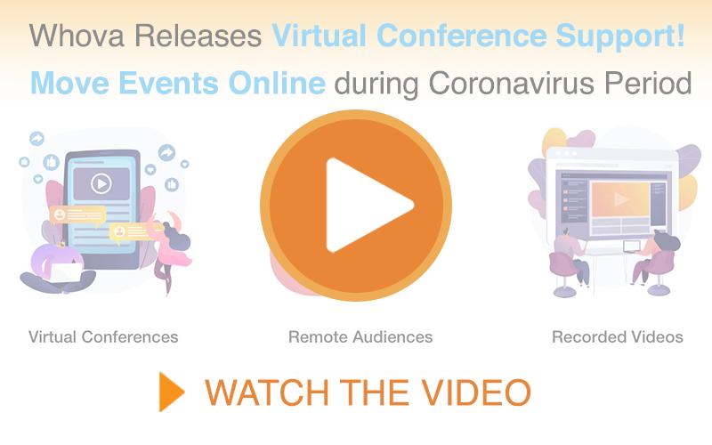 Whova Virtual Conference