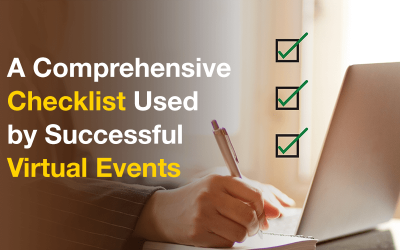 The Definitive Virtual Event Planning Checklist (57 Items)