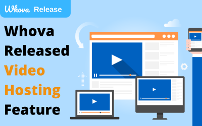 Whova Released Video Hosting Feature