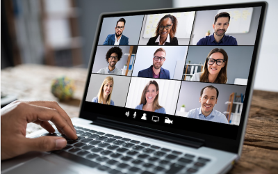 Running Virtual Meetings with Clients: How to Woo Your Potential Customers from Behind a Screen