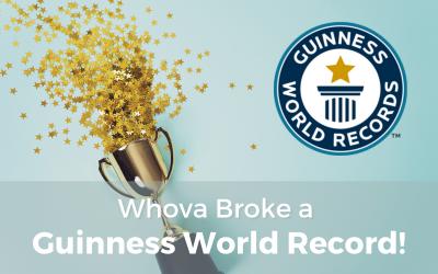 Whova Broke a Guinness World Record!
