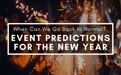 When Can We Go Back to Normal? Event Predictions for the New Year