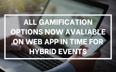 Get Ready for Hybrid Events with All Gamification Options on Both Web and Mobile