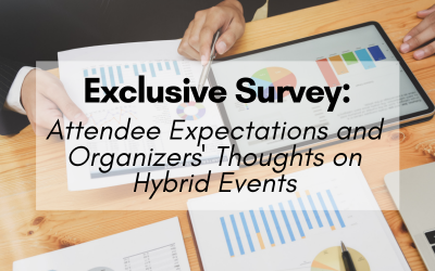 Exclusive Survey: Attendee Expectations and Organizers' Thoughts on Hybrid Events
